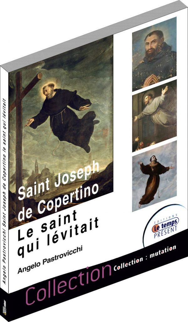 Saint Joseph de Copertino, le saint qui lévitait
