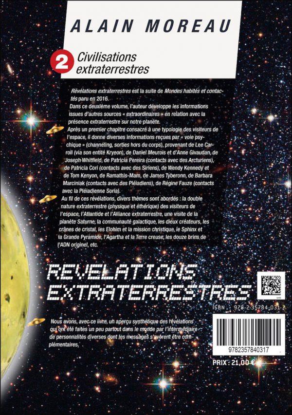 Civilisations extraterrestres 2 - Révélations extraterrestres